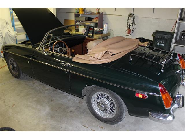 1970 MG MGB | 694741