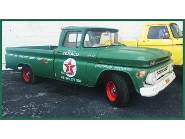 1962 Chevrolet Pickup | 695039