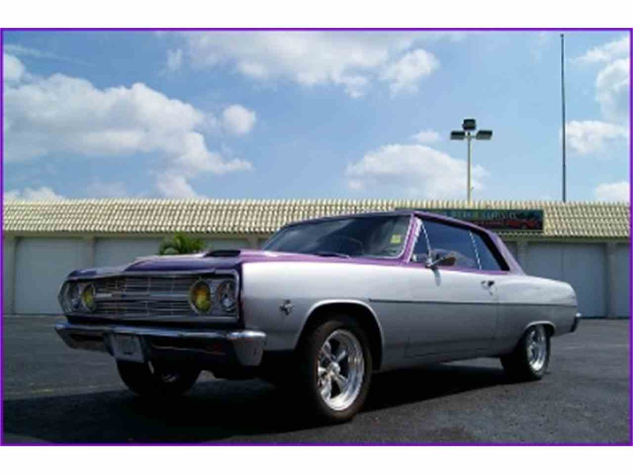 1965 Chevrolet Chevelle for Sale - CC-695049