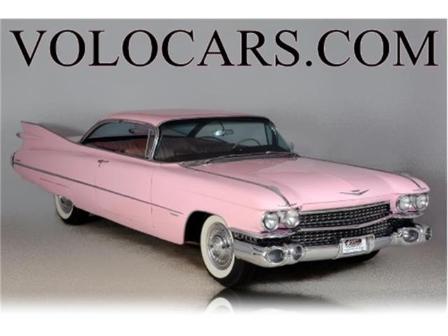 1959 Cadillac Coupe DeVille | 695062