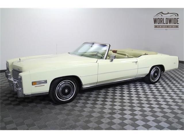 1976 Cadillac Eldorado | 695087
