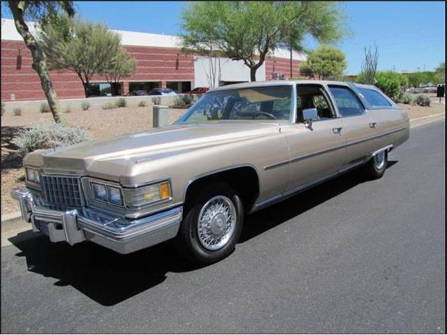 1976 Cadillac Castilian | 695153