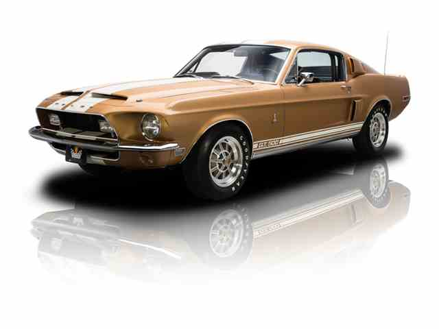 1968 Ford Mustang | 695164