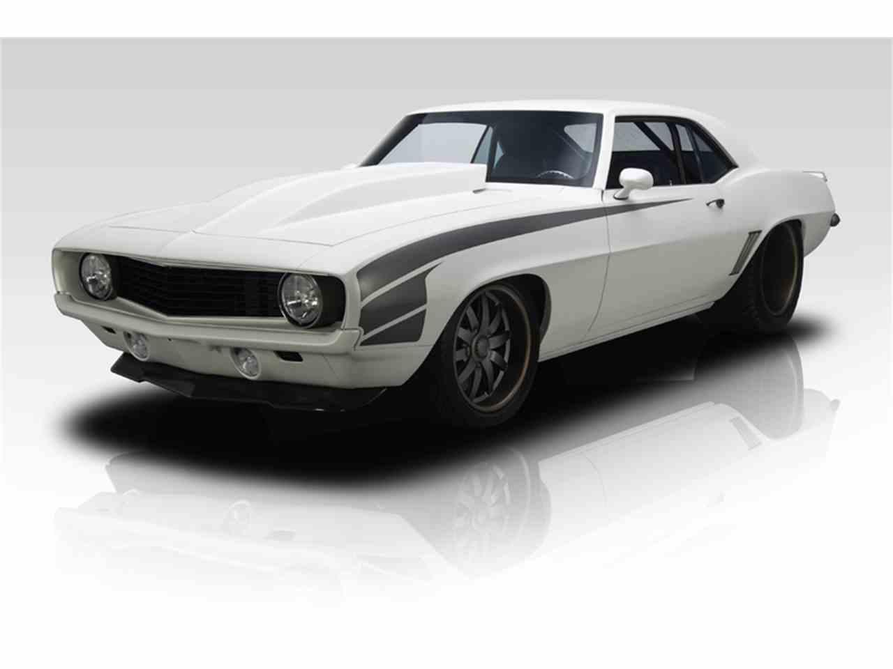1969 Chevrolet Camaro for Sale - CC-695183