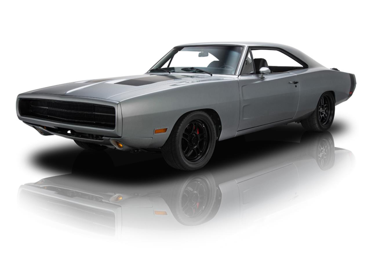 1970 dodge charger r t for sale cc 695208. Black Bedroom Furniture Sets. Home Design Ideas