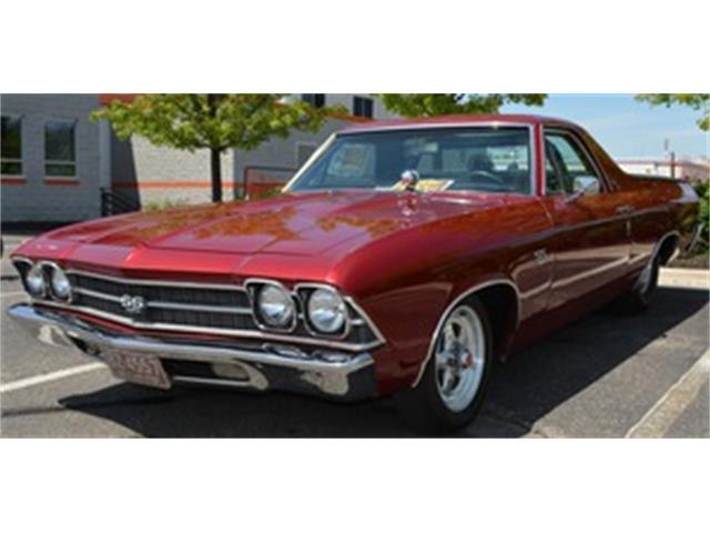 1969 Chevrolet El Camino | 695211