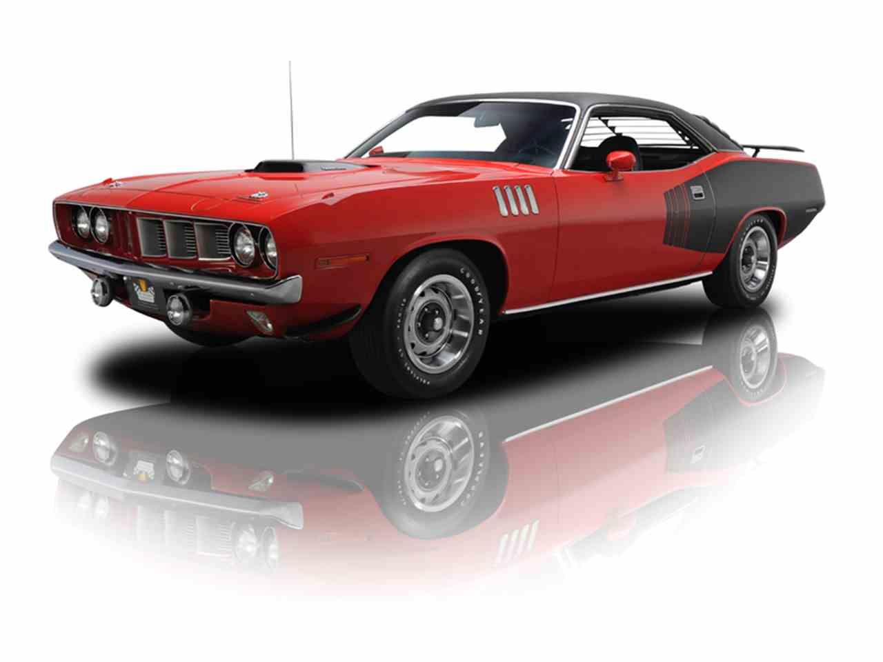 1971 Plymouth Cuda for Sale - CC-695214