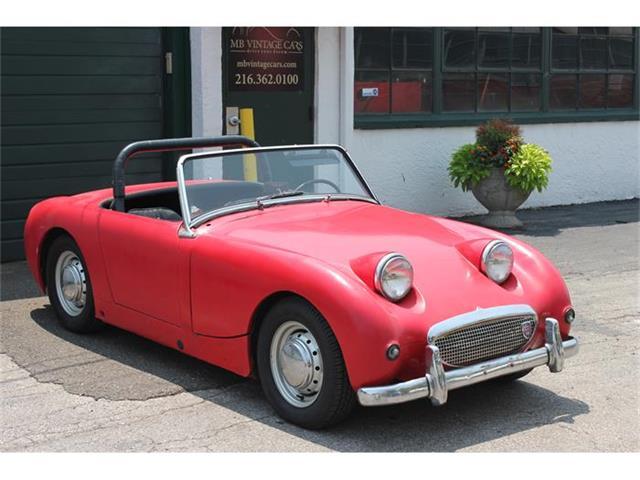 1961 Austin-Healey Bugeye Sprite | 695310