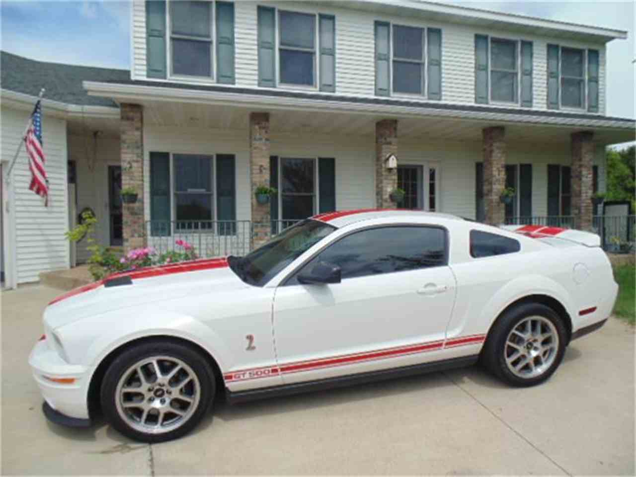 2009 ford mustang shelby gt500 for sale cc 695314. Black Bedroom Furniture Sets. Home Design Ideas