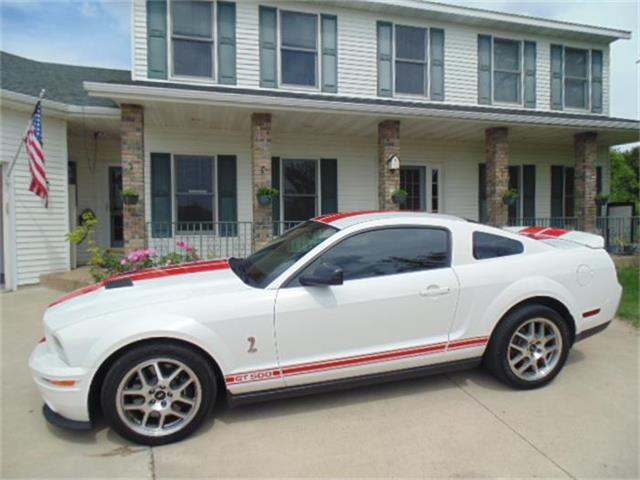 2009 Ford Mustang Shelby GT500 | 695314