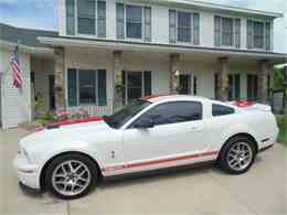 Picture of 2009 Mustang Shelby GT500 located in Minnesota - EWIA