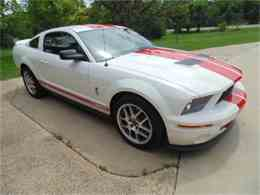 Picture of 2009 Mustang Shelby GT500 located in Minnesota Offered by Braaten's Auto Center - EWIA