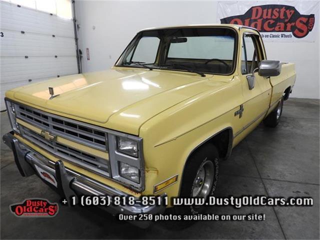 1985 Chevrolet Silverado | 690532