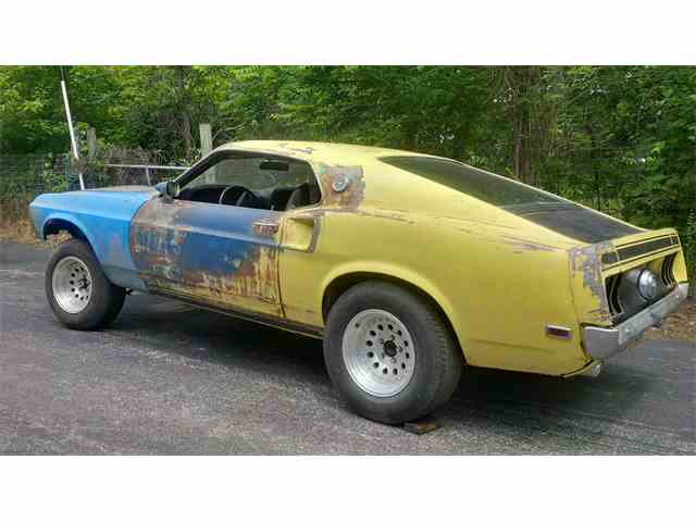1969 Ford Mustang   695323