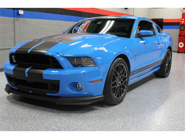 2013 Shelby Mustang | 695330