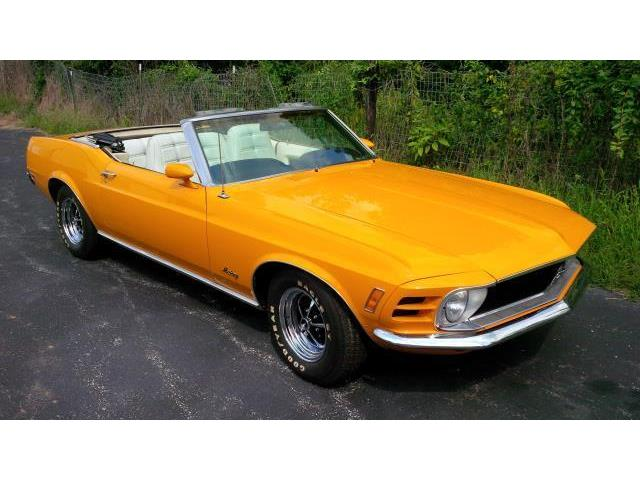 1970 Ford Mustang | 695332