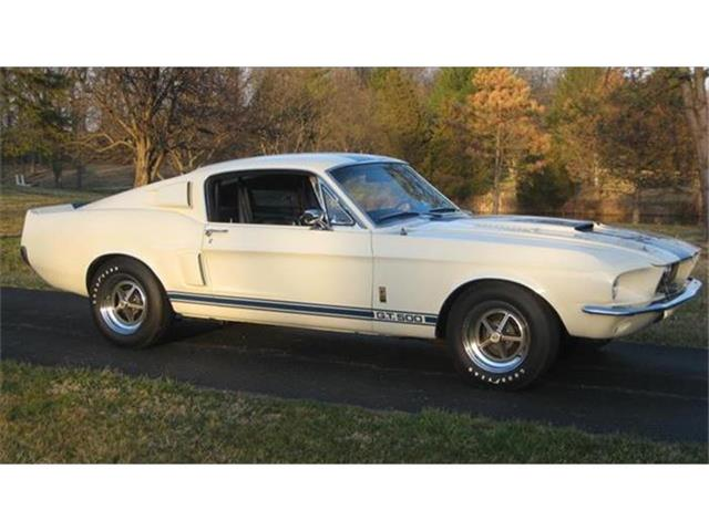 1967 Ford Mustang   695334