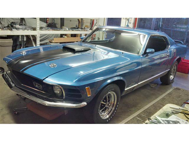 1970 Ford Mustang | 695335