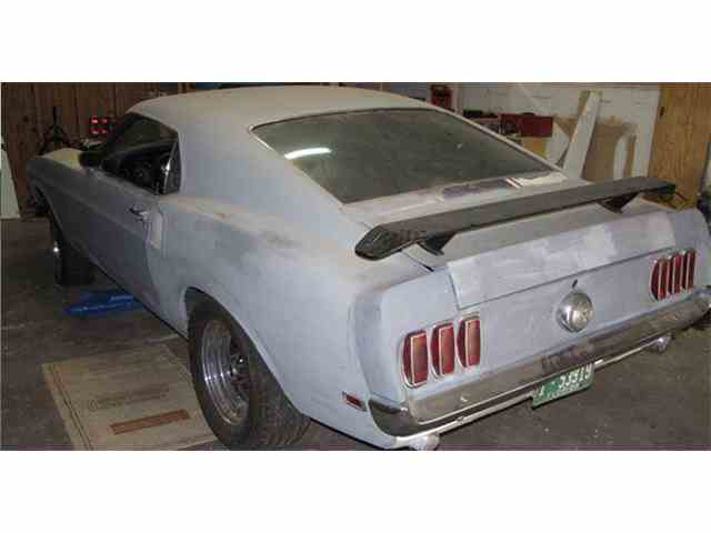 1969 Ford Mustang | 695344
