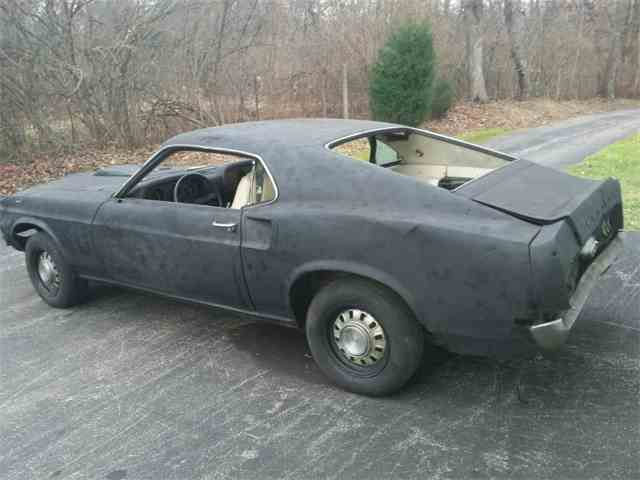 1969 Ford Mustang   695347