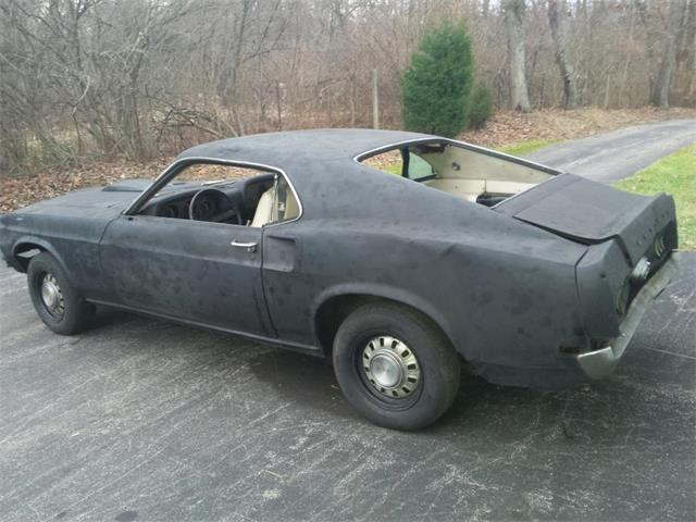1969 Ford Mustang | 695347