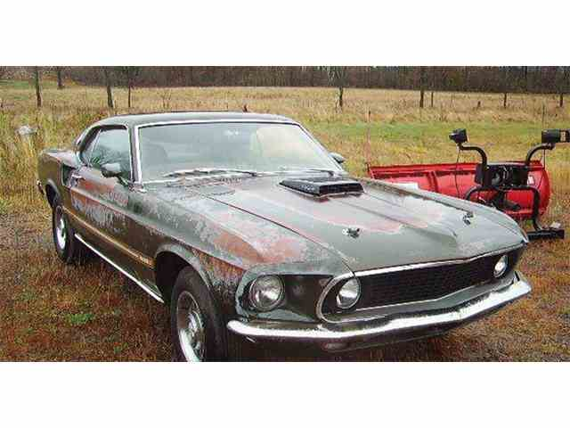 1969 Ford Mustang | 695348