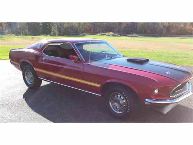 1969 Ford Mustang | 695350
