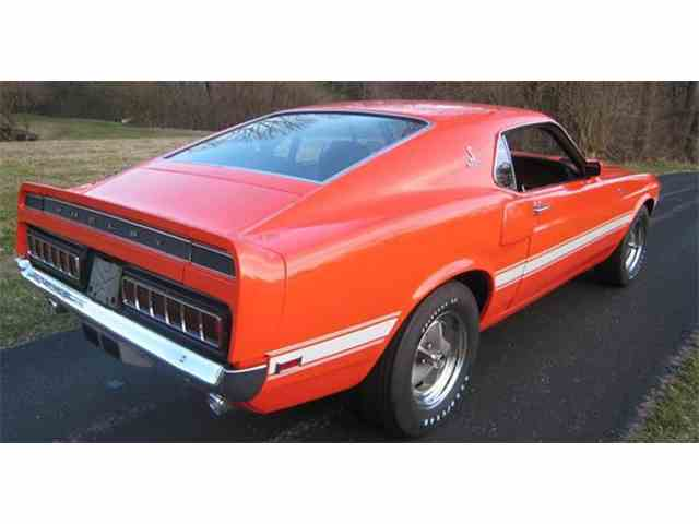 1969 Ford Mustang   695354
