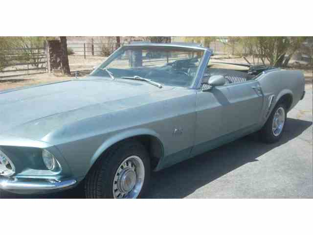 1969 Ford Mustang   695355