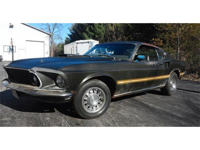 1969 Ford Mustang | 695356