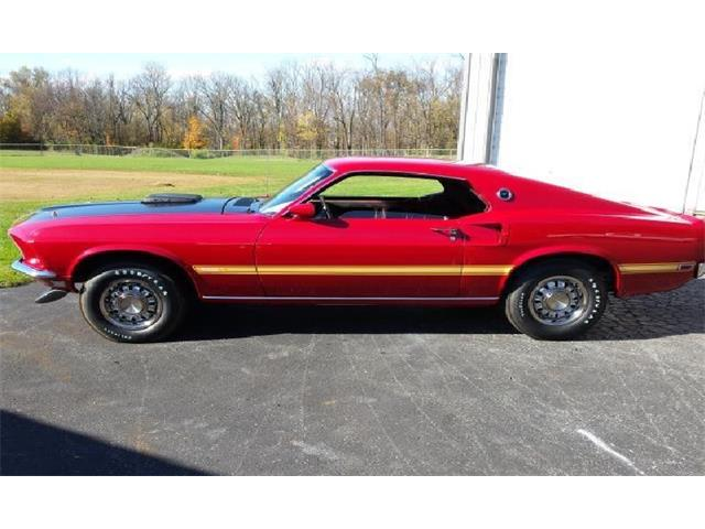 1969 Ford Mustang | 695358