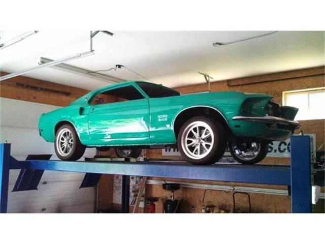 1969 Ford Mustang | 695360