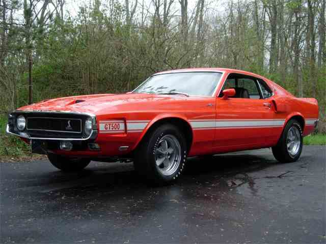 1969 Ford Mustang | 695362