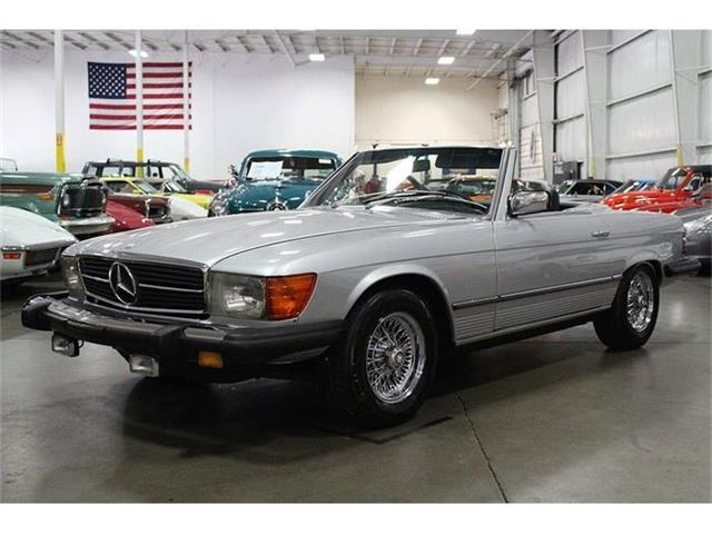 1976 Mercedes-Benz 450SL | 695449