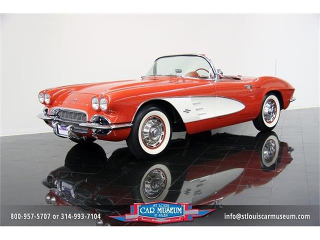 1961 Chevrolet Corvette | 695508