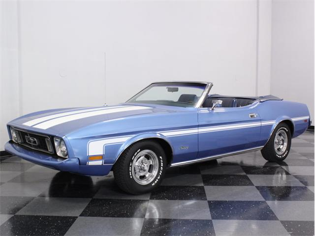 1973 Ford Mustang | 695517