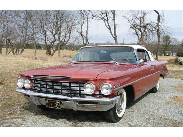 1960 Oldsmobile Dynamic 88 | 695531