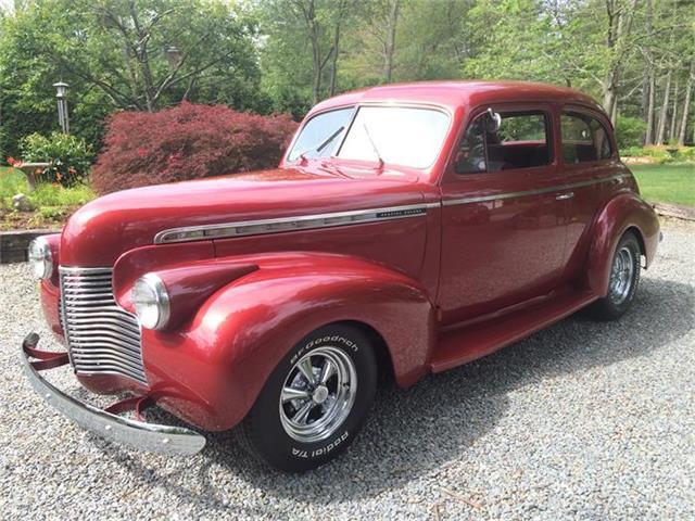 1940 Chevrolet Deluxe | 695592