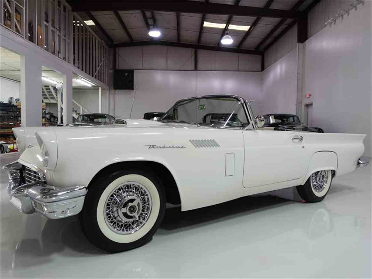 1957 Ford Thunderbird for Sale - CC-696113