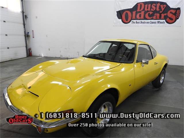 1973 Opel GT | 696193