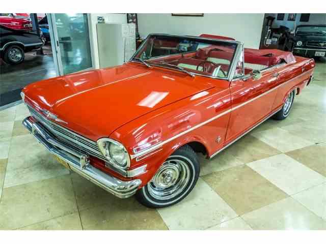 1962 Chevrolet Nova | 696275