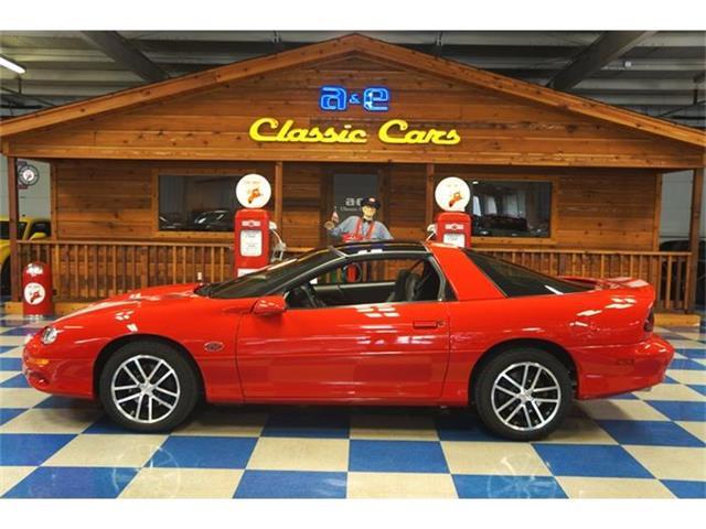 2002 Chevrolet Camaro SS | 696325
