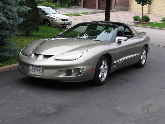 2002 Pontiac Firebird Formula | 696355