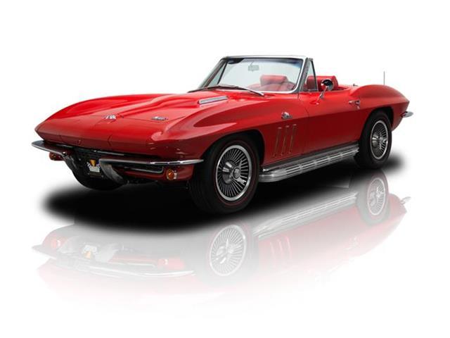 1966 Chevrolet Corvette   696422