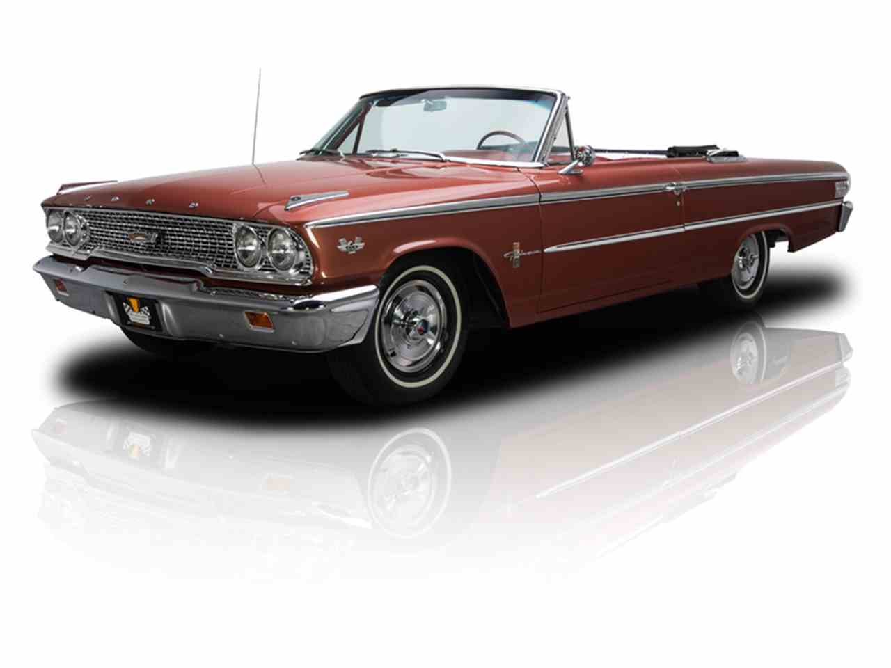 1963 ford galaxie 500 427 - Picture Of 1963 Galaxie 500 Xl Offered By Rk Motors Charlotte Exew