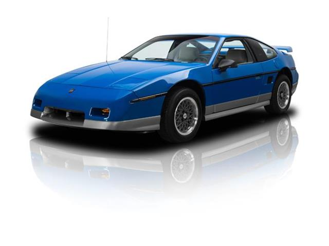 1987 Pontiac Fiero   696518