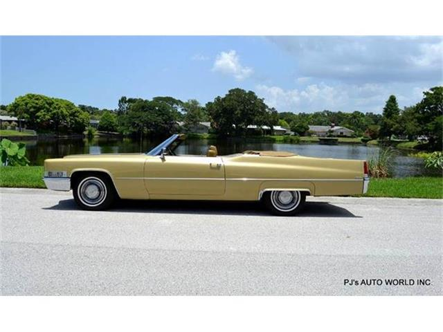 1969 Cadillac DeVille | 696553