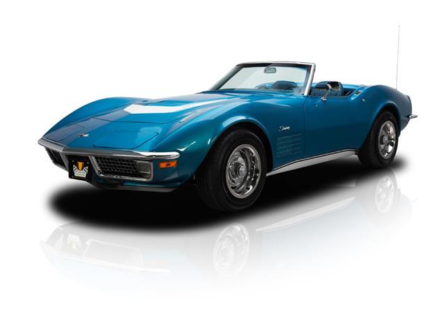 1971 Chevrolet Corvette | 696565
