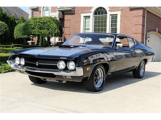 1970 Ford Torino Cobra | 696600
