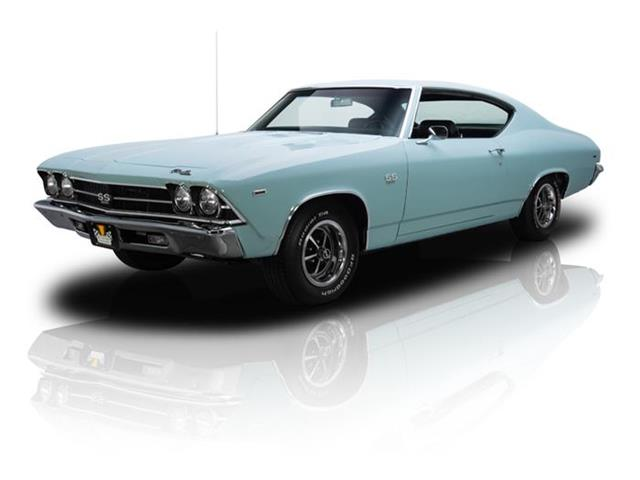 1969 Chevrolet Chevelle SS | 696605